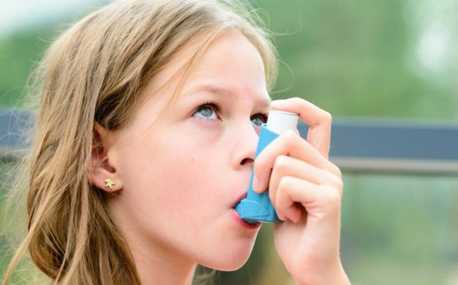 simptom asma